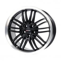 Alutec BlackSun 8.5x18 PCD5x115 ET40 DIA 70.2  Racing Black