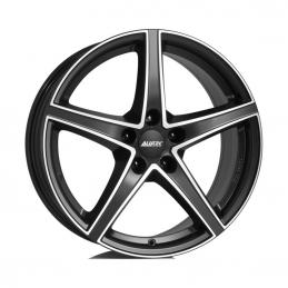 Alutec Raptr 8x19 PCD5x112 ET35 DIA 70.1  Racing Black Front Polished